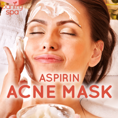 Aspirin Mask Acne Remedy