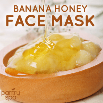 Citrus & Banana Face Mask Remedy
