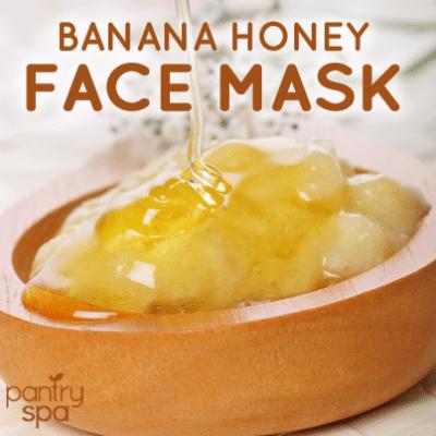 Citrus & Banana Face Mask Remedy