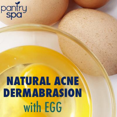 Eggs Acne Dermabrasion