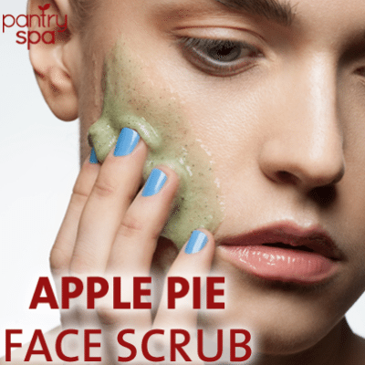 Apple Face Scrub Remedy