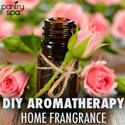 DIY Aromatherapy Recipe