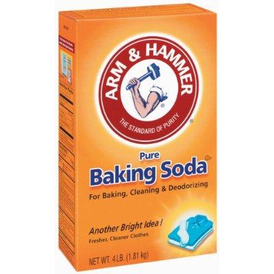 Baking Soda Hair Remedy
