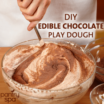 Chocolate Truffle Play Dough