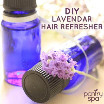 Lavender Hair Spray