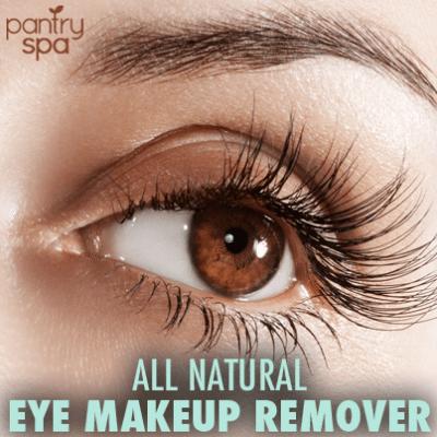 DIY Eye Makeup Remover