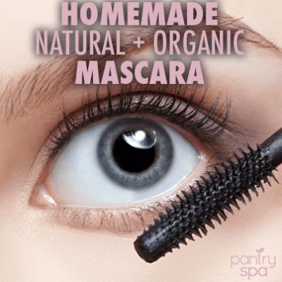 DIY Mascara Recipe