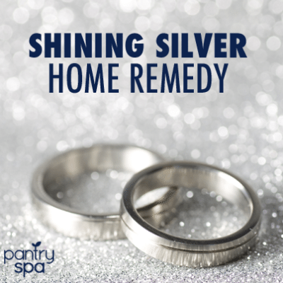 How to Shine Silver with Baking Soda & Aluminum Foil