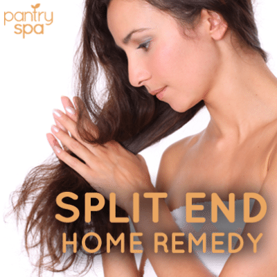 Split End Home Remedy