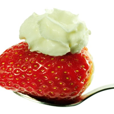 Strawberry Cream Face Mask Recipe