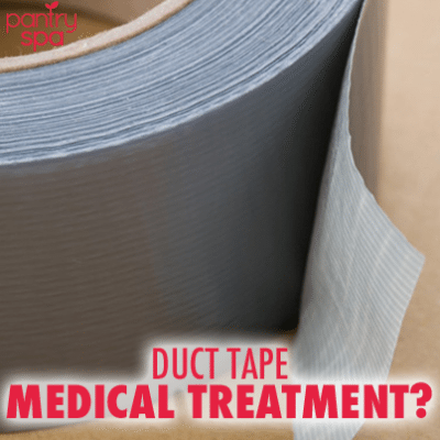 Dr Oz Duct Tape Wart Treatment