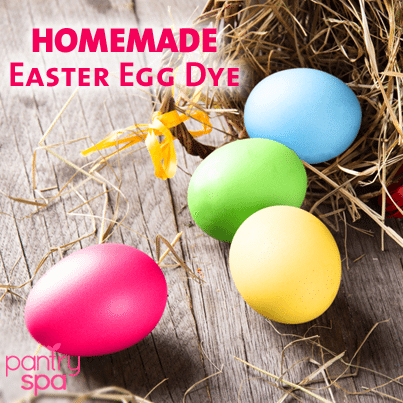 Homemade Dye For Easter Eggs With Food Coloring Easter Egg Dye ...