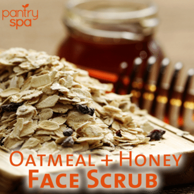Oatmeal & Honey Face Scrub Recipe