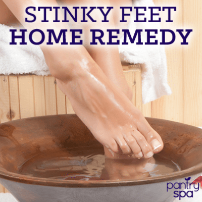 Dr Oz Stinky Feet Tea Remedy