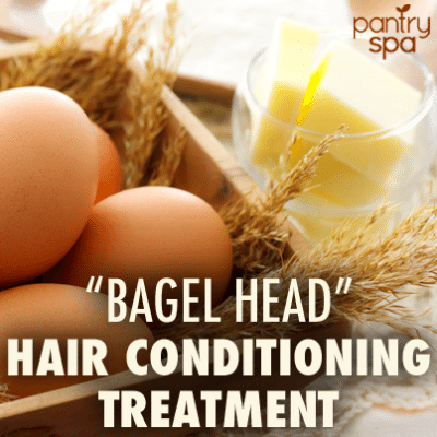 The Doctors TV Show Bagel Hair Conditioner