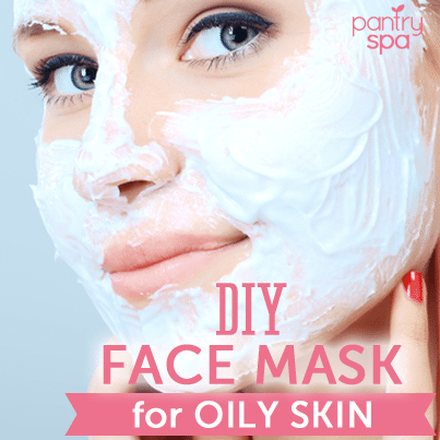 Milk of magnesia facial mask
