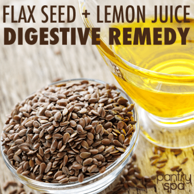 Dr Oz Lemon Flaxseed Recipe