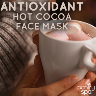 Doctor Oz Hot Cocoa Face Mask