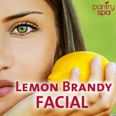 Dr Oz Lemon Brandy Mask