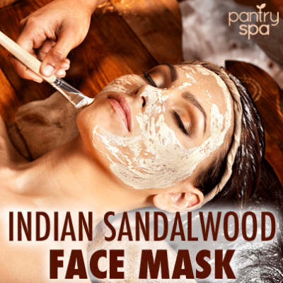 Doctor Oz Sandalwood Face Mask