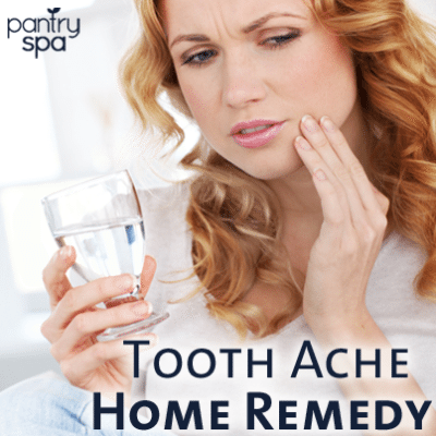 The Doctors Toothache Home Remedy