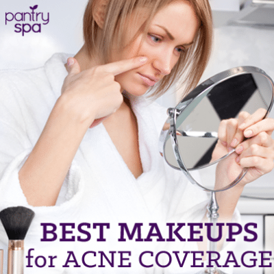 Best Acne Makeup: How to Hide Acne Scars & Pimples With Make-Up