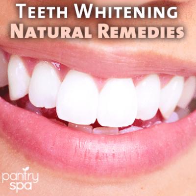 Teeth Whitening Home Remedies: Baking Soda & Lemon Juice Teeth Tip