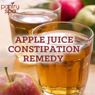 Apple Juice As a Laxative: Prune Juice Alternative for Constipation