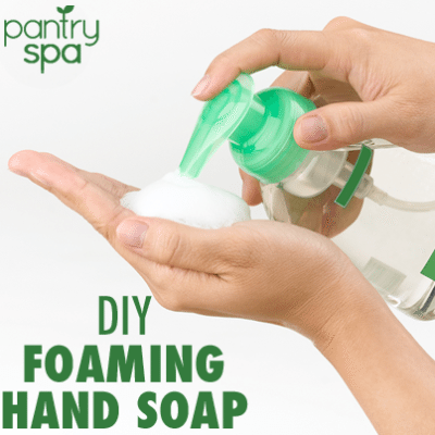 DIY Foaming Hand Soap & Body Wash Recipes: Big Money Saver!
