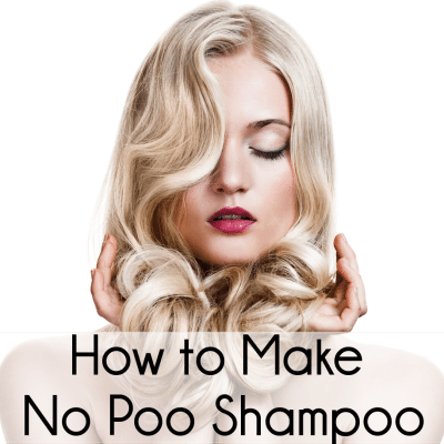 No Poo Shampoo & Conditioner Recipes: Gorgeous Hair Under $5 per Year