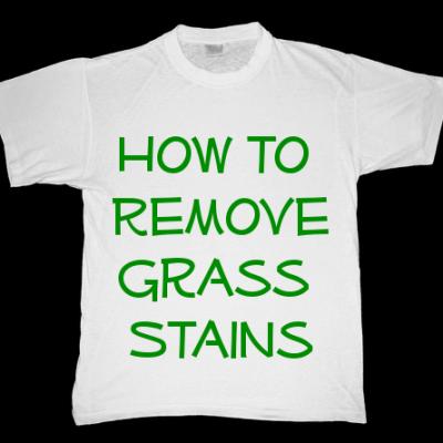 Grass Stain Home Remedies: White Vinegar vs Bleach vs Rubbing Alcohol