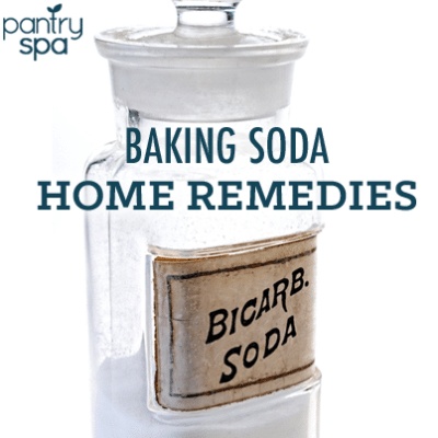 Baking Soda Manicures Review & Dry Out Canker Sores with Baking Soda