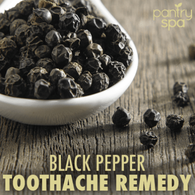 Black Pepper Remedies for Low Libido, Toothaches & Bloody Wounds
