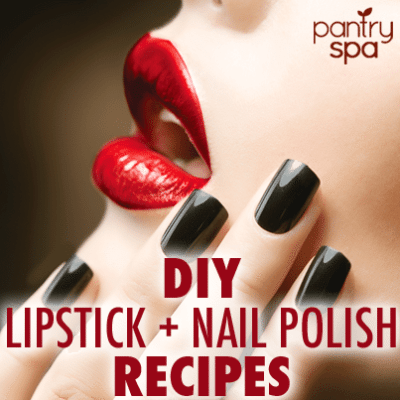 DIY Nail Polish Recipe (Plus, Homemade Cuticle Oil & Manicures!)