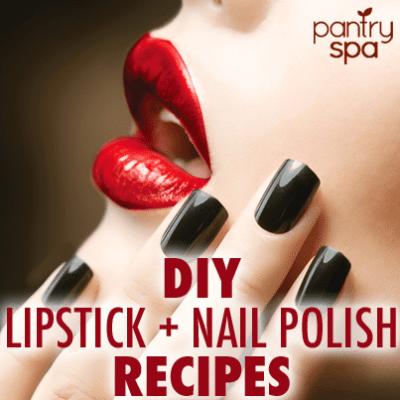 DIY Nail Polish Recipe (Plus, Homemade Cuticle Oil & Manicures!)