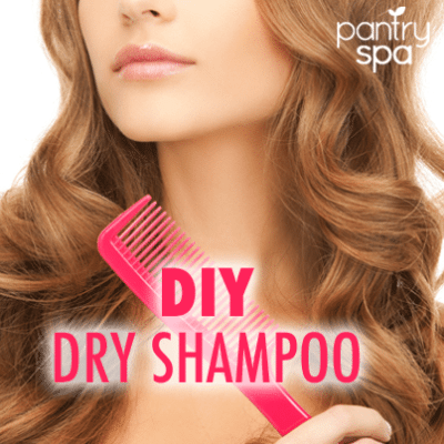 DIY Dry Shampoo Recipes for Dark & Light Hair & Wet-Dry Shampoo