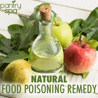 Food Poisoning Remedy: Vinegar & Activated Charcoal Stops Vomiting