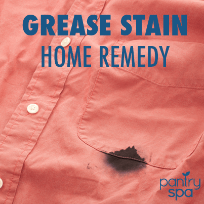 Cornstarch Removes Furniture Grease Stains Amp Stops