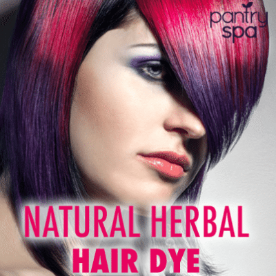 Natural Herbal Hair Dye Recipes for Red, Blonde, Brown & Black Hair
