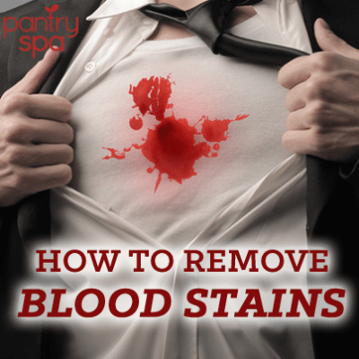Blood Stain Remover Home Remedy: Hot vs Cold Water & Old vs New Stains