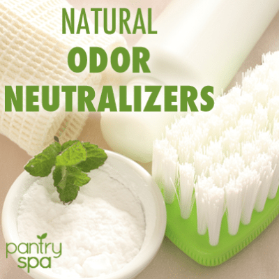 Natural Odor Neutralizers: Bake Vanilla Extract & Use Damp Newspaper