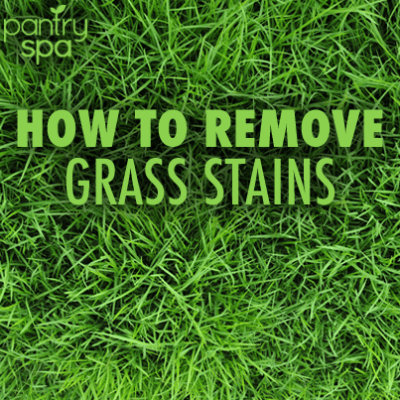 Grass Stain Home Remedies: White Vinegar vs Bleach vs Rubbing Alcohol