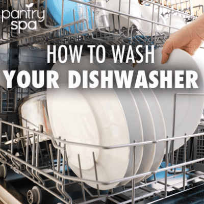 How to Clean Your Dishwasher, Remove Odors, Hard Water, Rust, Stains