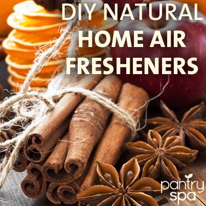 6 DIY Natural House Fragrance & Air Freshener Recipes
