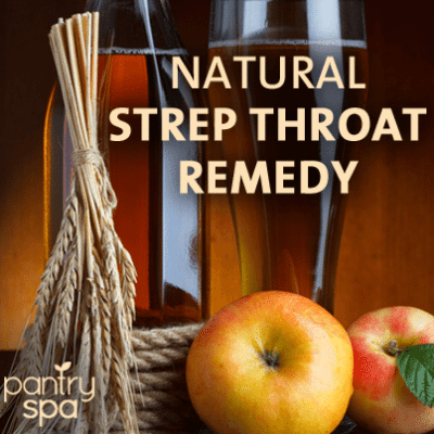 Natural Antibiotic Alternative for Strep Throat, Ear Infection & More