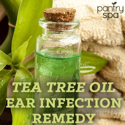 Natural Ear Infection Remedies: Garlic & Tea Tree Oil DIY Tips
