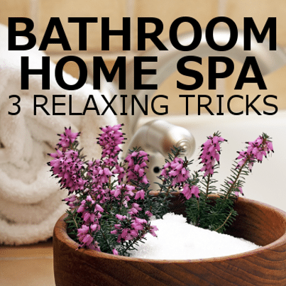 3 Solutions for Better Bath Time: Detox Epsom Salt Bath for Relaxation