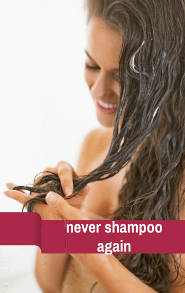 Should You Give Up Shampoo? No-Poos & Cleansing Conditioners