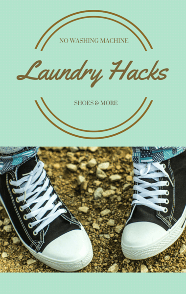 Baseball Cap Laundry Hack + Essential Oil Baking Soda for Sneakers