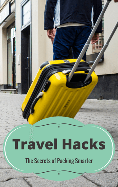 Travel Packing Hacks: Hide Your Cell Phone & Prevent Leaking Bottles